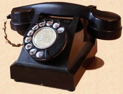 technophone l evolution du telephone. Black Bedroom Furniture Sets. Home Design Ideas